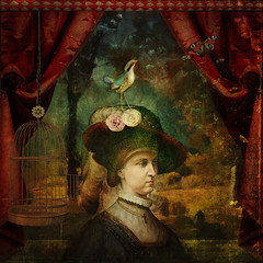 Victorian Lady (jimlaskowicz) Tags: classic layers textures art painterly artistic vintage victorian lady