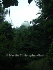 Greenwich observatory through the trees (martin christopher-martin) Tags: trees london telescope dome astronomy royalobservatory gmt greenwichpark meantime