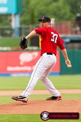 Justin Haley (kenjancef) Tags: us unitedstates baseball redsox rhodeisland pawsox minorleaguebaseball pawtucket aaabaseball pawtucketredsox milb charlotteknights justinhaley pawsoxbaseball