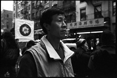 one day in chinatown (-{ ThusOriginal }-) Tags: 135 28mm bw blackandwhite city f3t film fujineopan1600 monochrome nyc street thusihaveseen winter thusoriginal newyork scan