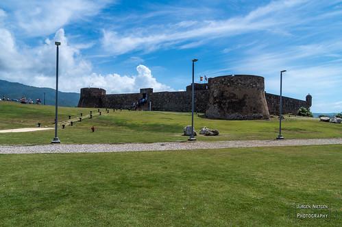 Festung Fortaleza San Felipe