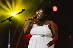 Yola Carter (mark letheren photography) Tags: music festival country gig soul americana bristolharbourfestival rnifilms yolacarter