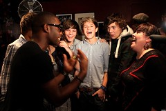 (One Direction Archive) Tags: 2010 celebrities celebrity colourimage female fulllength male music pop xfactor xfactormagazine tinie tempah mary byrne one direction