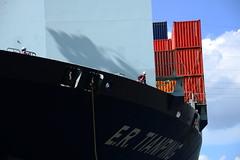 2016 08 20 ER Tianping DST_4253 (huaphotography) Tags: ertianping rickmers antwerp antwerpen       port        belgium belgi          schip ship vessel        schelde