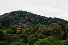 View From Kiyomizu-Dera Temple (KellarW) Tags: kiyomizuderatemple kyoto kiyomizudera orangetemple view orange japan