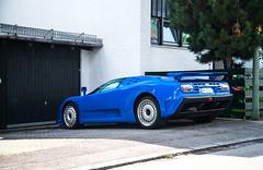 EB110 SS (TheCarhotel) Tags: bugatti eb110 supersport munich supercar