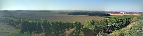 Panorama auf Selzen