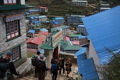 Khumbu (wronskydk) Tags: nilspetterdalaker clausweekebrinkhervit solveighajek kaarehrlykandersen metteblochandersen namchebazar khumbu nepal