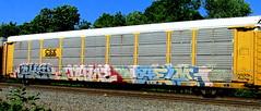 aleh - value - helm (timetomakethepasta) Tags: aleh value helm h2 cr freight train graffiti csx autorack cym che bael