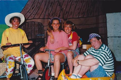 199606 Naar het strand voor 25 jr Stichting Peuterspeelzalen kl