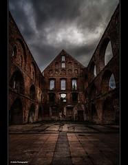 Ruine (geka_photo) Tags: gekaphoto baddoberan mecklenburgvorpommern deutschland kloster ruine klosterruine wolken marodes marode