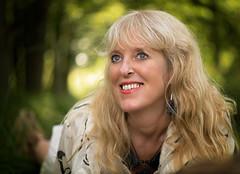 Els, Meyendel shoot (xipevideo) Tags: woman portrait bokeh forest green blonde beauty dof 105mm nikon d600 flash strobist model