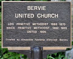 Bervie United Church (Will S.) Tags: mypics bervie ontario canada methodist methodism unitedchurch unitedchurchofcanada protestant protestantism christian christianity church churches