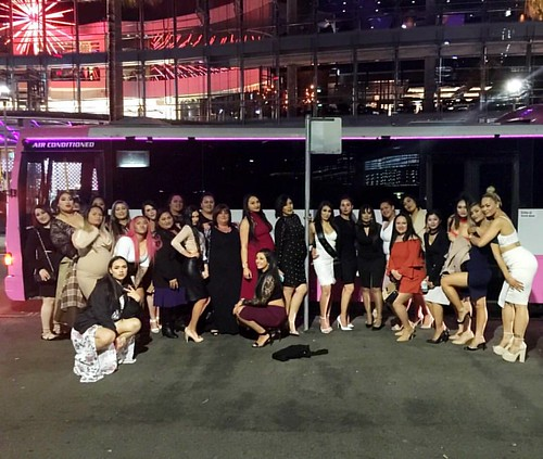 Hens night on our Pink Party Bus last weekend. Glad you had an amazing time on our party bus Janet. Party Shuttle on!