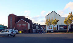 Northern England #0105 Widnes 140911 Victoria Road (Steveox55) Tags: road merseyside widnes
