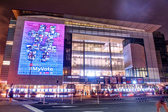 CNN launched a nationwide #MyVote tour at the Newseum on Sept. 19, 2016.