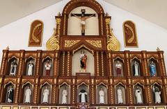 San Lorenzo Ruiz and Companion Martyrs (Lawrence OP) Tags: philippines manila sanlorenzoruiz lawrence ruiz companions martyrs reredos saints statues