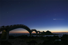 (Ian's) Tags:       sansiantai taiwan taitung sunrise sun golden bridge