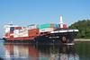 E.R. TALLINN (9448671) (003-21.08.2015) (HWDKI) Tags: ertallinn imo 9448671 schiff ship vessel hanswilhelmdelfs delfs kiel nordostseekanal nok kielcanal schülp rendsburg containership containerschiff mmsi 636092164