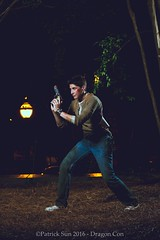 Nathan Drake (Uncharted 2) (sciencensorcery) Tags: uncharted uncharted2 nathandrake cosplay dragoncon