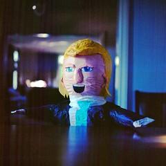 Debate 1: What, me lie? (ADMurr) Tags: us politics rolleiflex f f28 donald trump hillary clinton debate hofstra hempstead