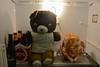 One Afternoon in the Kelvinator (ricko) Tags: chicken beer vintage toy teddybear shinerbock refrigerator kelvinator odouls