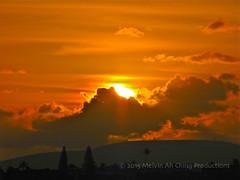 Monday Morning Sunrise (macprohawaii) Tags: morning sunrise hawaii honolulu monday canons5is diamondheadlookout getridoftheautotag