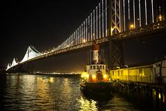 Bay Bridge (francesbean) Tags: sanfrancisco california bridge usa san francisco unitedstates sfo baybridge sanfo