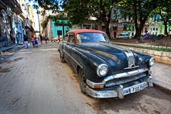 Cuba 0237 copy (losicar) Tags: old classic cars havana cuba retro 1950s classiccars backintime