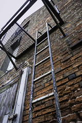 Going Up (acky904) Tags: mill metal canon berkeley rust decay bricks rusty clark ladder dilapidated atkinson berkeleycastle canon6d clarkatkinson clarkatkinsoncom