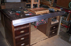David Kyes Table saw build 011