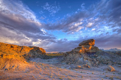 Hoodoos Sunset | Big Bend National Park | Texas