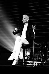 Roxette @ HMH Amsterdam 2015-9 (stonechambermedia) Tags: show bw white black amsterdam marie canon concert tour live per roxette hmh gessle fredriksson