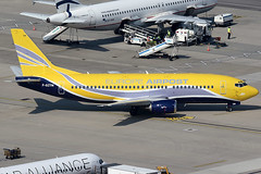 Europe Airpost Boeing 737-3B3(QC) F-GZTM (c/n 24387) (Manfred Saitz) Tags: vienna austria airport europe boeing vie 733 freg schwechat loww 737300 b733 fgztm
