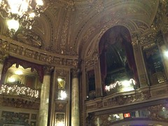 Loew's Jersey Theatre (jericl cat) Tags: architecture movie design newjersey jerseycity theatre style palace lobby chandelier jersey baroque loews auditorium rococo 1929 rappandrapp