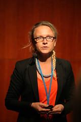 Cecilia Uneram, Swedish Fire Protection Association