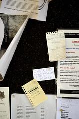 Notice Board (Tom Hilton) Tags: tuolumnemeadows