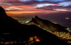 Rampa da Pedra Bonita  -  Rio de Janeiro (mariohowat) Tags: rampadevolivre rampadevodapedrabonita pedrabonita noturnas longaexposio natureza riodejaneiro rio2016 alvorada amanhecer sunrise brasil brazil nascerdosol