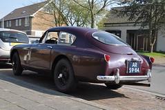 1957 Aston Martin DB2/4 Mark 3 (Vinylone AFS + NO trades) Tags: 1957 aston martin db24 mark 3