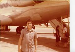 flying to shiraz , iran (reza fakharpour) Tags: old trip family freedom iran shiraz iranian 1970s iranair iranians   iranbeforetherevolution