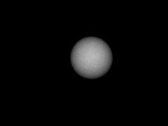 Sun 3 (Mr. Szabi) Tags: sky sun closeup star solar space details surface telescope filter magnified zoomed refractor nosunspots