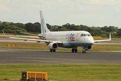 G-FBJC (Rob390029) Tags: gfbjc flybe embraer e170 e175 plane jet aircraft transport transportation transit civil civilian aviation travel traveling manchester airport man egcc