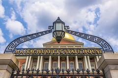 DSC_5854 (jryansherwood) Tags: golddome freedomtrail bostoncommon boston massachusettsstatehouse