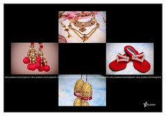 """""""Wedding Accessories."""" (Vipul Sharma 007) Tags: weddings accesories jewellery embroidery ethnic wear footwear clouds collage pictures wedding inspiration happiness great love happy bliss shine photographer vipul shrma best amazing work follow us"""