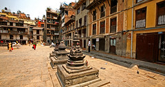 Itum Bahal 18 (David OMalley) Tags: kathmandu nepal nepali newar itum bahal