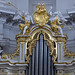 Gilded organ