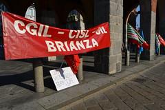 DSC_0005 (CGIL Monza e Brianza) Tags: presidio monza cgil uil cisl 19716