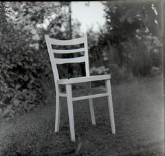 ...whatever, here's some stool (sandrovonah) Tags: mediumformat hasselblad hassi 120film film bw blackwhite analog ilford ilfordhp5 ilfordhp5400 hp5 monochrome monobath chair surreal carlzeiss carlzeissplanar planar80mm hasselblad500c planar80mmf28 hasselblad500