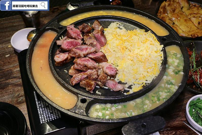 啾哇嘿喲南京復興韓式料理064