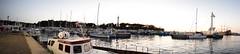 harbor pano (navarrodave80) Tags: harbour harbor ustka poland july 2016 panorama canale nikon d3300 davechmiel chmiel twilight